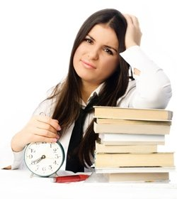 time management woman