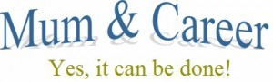 Mum & Career Logo
