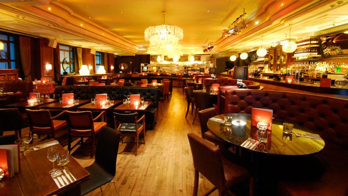 Great Queen Street Restaurant Covent Garden London