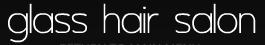 Glass Hair Salon logo