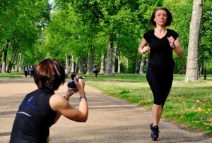 Mark Roberts women running image