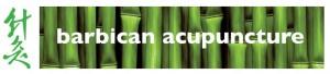 barbican acupuncture logo