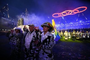 Olympics Pearly Queens