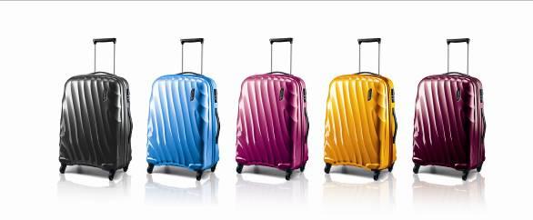 carlton suitcases