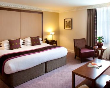 Charing Cross Guoman Hotel room image