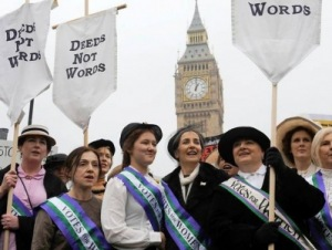 Deeds not words | An evening with Dr Helen Pankhurst @ Wood-Legh Room | England | United Kingdom