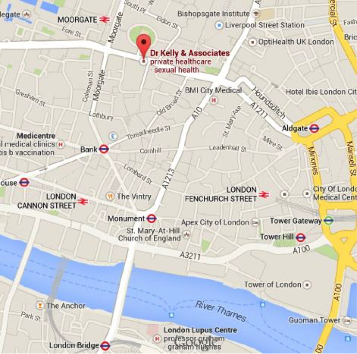 Dr-Kellys-location-map