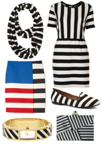KM Image Consulting - stripes