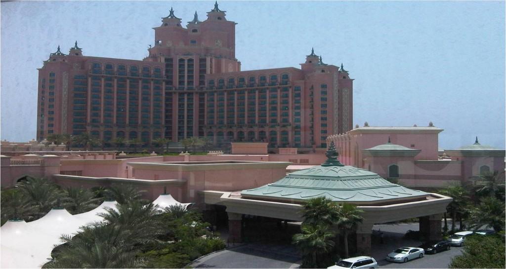Dubai  The_Atlantis