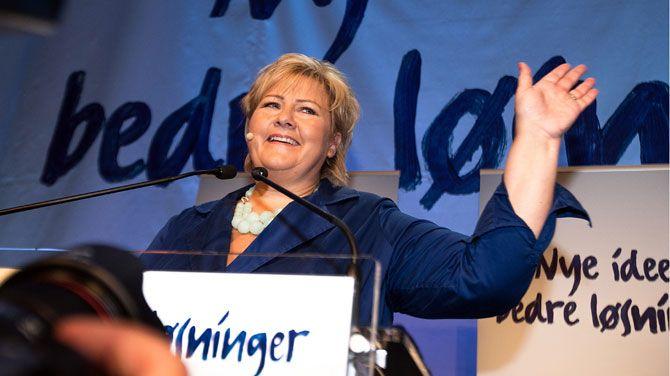 Iron-Erna-Norway-prime-minister