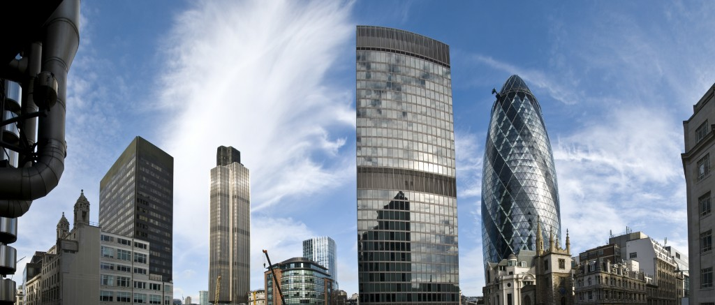 City-of-London-Sky-Line