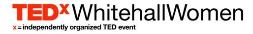 TEDxWhitehallWomen @ The Ambassadors Theatre West Street, London, WC2H 9ND | London | United Kingdom