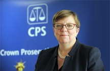 Alison Saunders CBE courtesy of Crown Prosecution Service