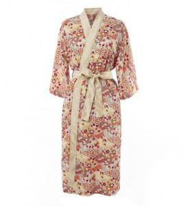 Keiko Uchida - Kimono dressing gown - £1601