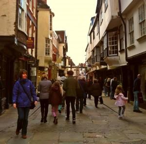 York- Shopping in York