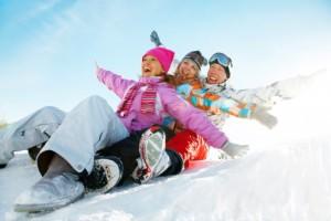 Snow-Skiing