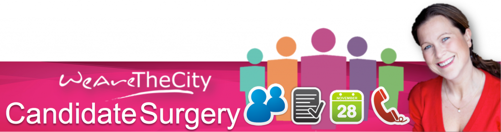 Candidate Surgery banner