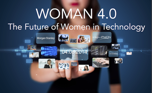 Woman 4_0 The future of women in technology