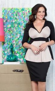 Kiyonna Plus Size Clothing (PinInterest)