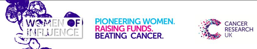 Cancer Research - Women of Influence