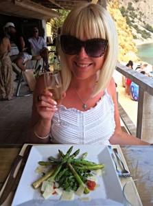 Ibiza Lunch at Amante