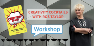 Creativity Cocktails with Ros Taylor  @ O2 Workshop | London | United Kingdom