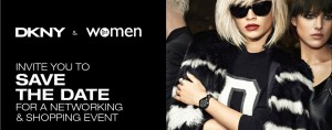 Women 1st and DKNY Networking and Shopping Event  @ DKNY | London | United Kingdom
