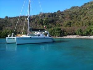 sailing bvis