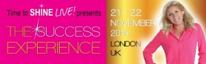 The Success Experience 2014 @ The Millennium Gloucester Hotel,