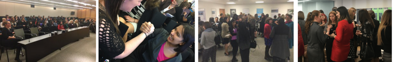 Careers Club events montage