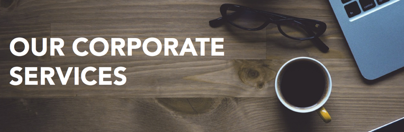 Our Corporate Services