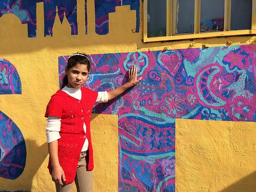 Refugee Art in Iraq