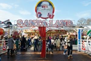 Hyde Park's Santa Land @ Hyde Park | London | United Kingdom