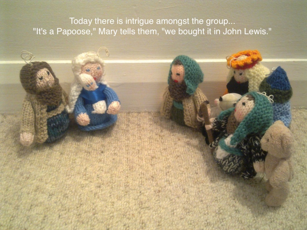 Knitivity Papoose