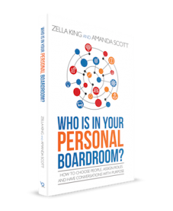 Who is in your personal boardroom book cover