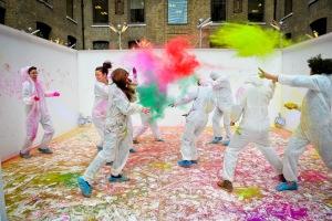 The House of Holi Returns @ Cinnamon Kitchen & Anise | London | England | United Kingdom