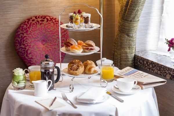 Capitol Hotel- breakfast image