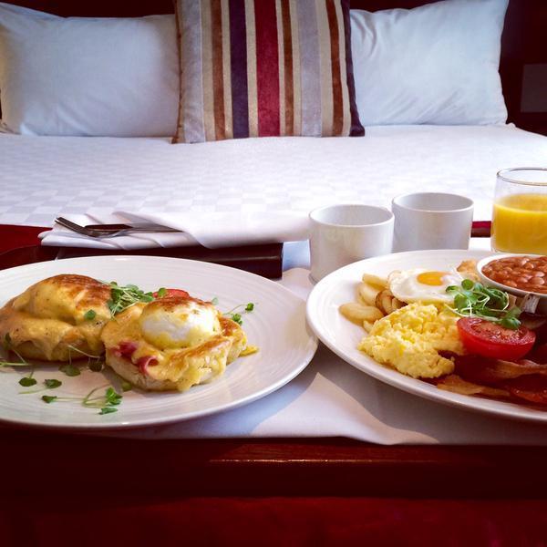 Grosvenor Hotel-breakfast image