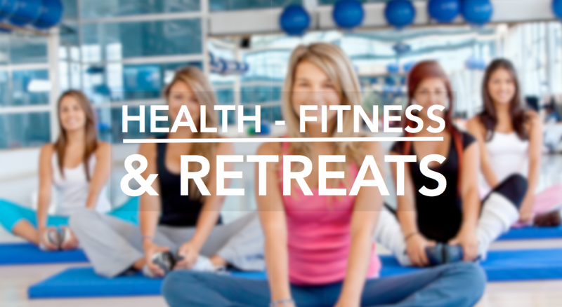 Health-Fitness and retreats for women