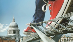 Join Team Red Cross in the London Red Shoe Walk! @ London   United Kingdom