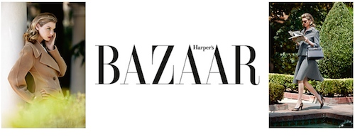 Harpers Bazaar Women at work survey