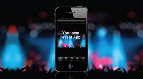 event organiser app image