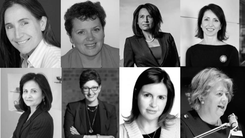 Leaders - Helena Morrissey, Rubie McGregor-Smith, Lara Morgan, Nicola Horlick, Sue O'Brien