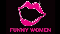 funny women logo