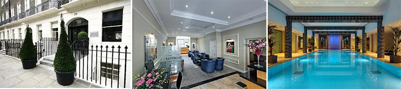 Beauchamp-Hotel-London-collage