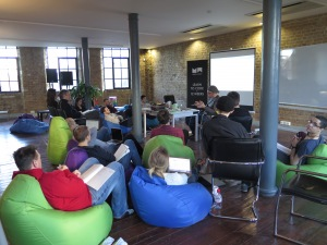 Makers Academy - Learn to code event image