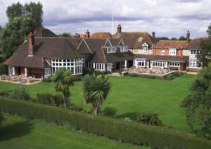 St George golf club