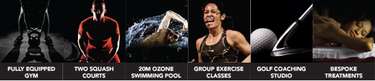 The CityPoint Club - exercise image