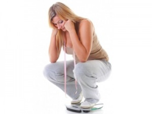 women loosing weight