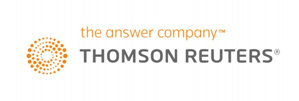 Thomson Reuters new logo